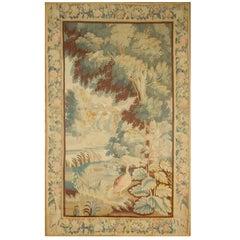 19th Century French Verdure Tapestry, circa 1850