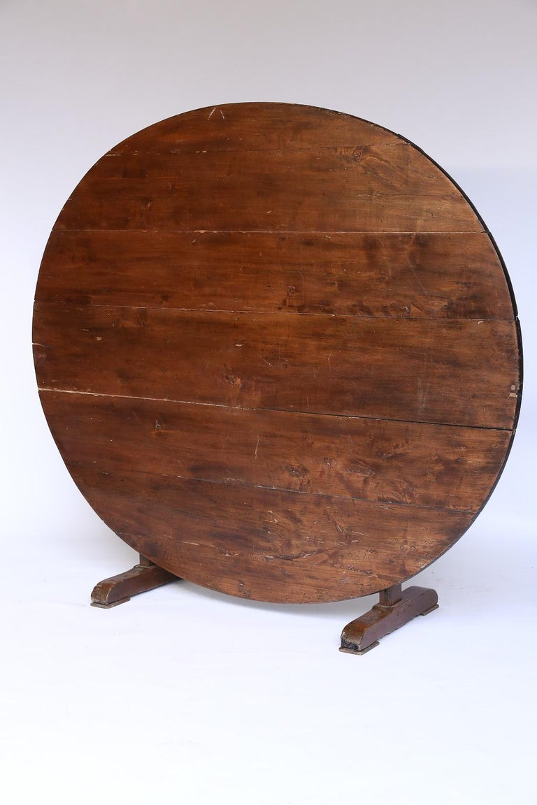 19th Century French Wine Tasting Table 3