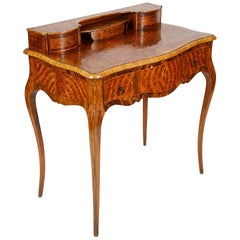 19th Century French Writing or Dressing Table