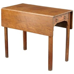19th Century George III Style Mahogany Pembroke Table