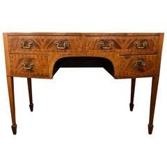 19th Century Georgian Desk or Server Sideboard