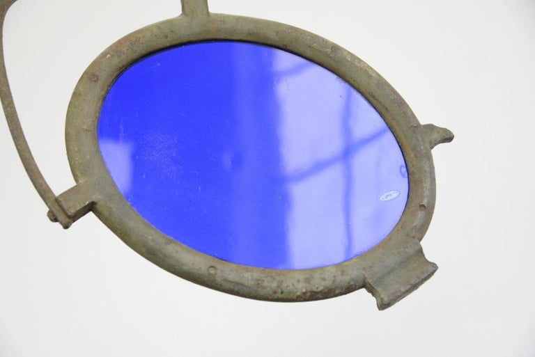19th Century German Opticians Trade Sign For Sale 6