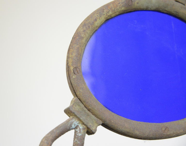 19th Century German Opticians Trade Sign For Sale 2