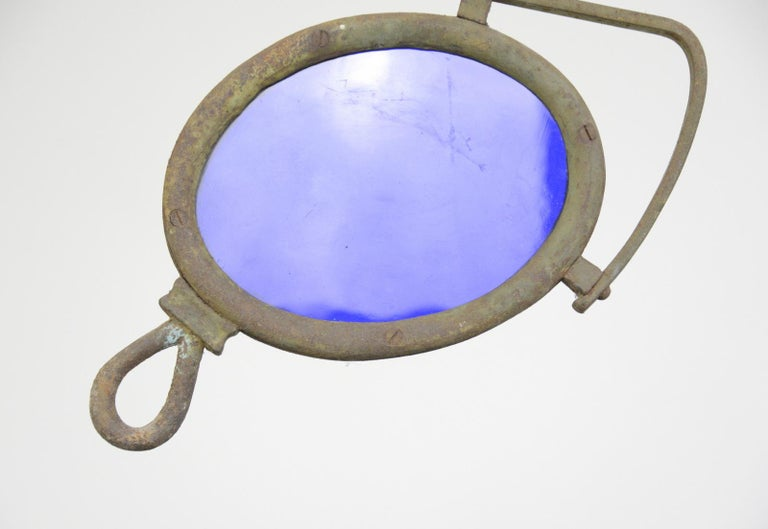 19th Century German Opticians Trade Sign For Sale 4