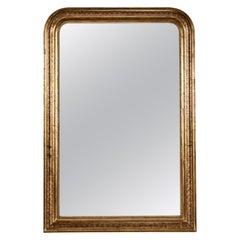 19th Century Gilt Louis Philippe Mirror