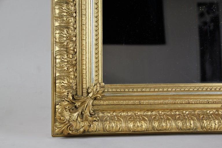 19th Century Gilt Mirror, Austria, circa 1860 For Sale 4