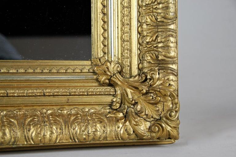 19th Century Gilt Mirror, Austria, circa 1860 For Sale 3