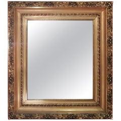 19th Century Giltwood Mirror