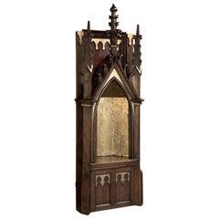 19th Century Gothic Shrine