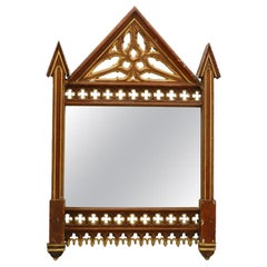 19th Century Gothic Wall Mirror Frame No.2  Decorative Picture Frame