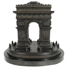 Metal Architectural Models