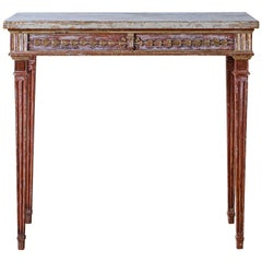 19th Century Gustavian Console Table