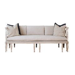 19th Century Gustavian Sofa
