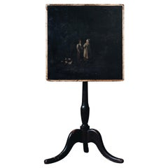 19th Century Gustavian Tilt-Top Table