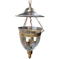 19th Century Handblown Bell Jar