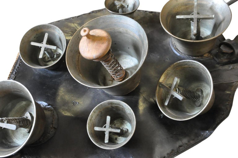 19th Century Herder's Cowbells In Good Condition For Sale In Atlanta, GA