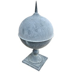 19th Century Highland finial from France