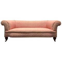 19th Century Howard and Sons Sofa