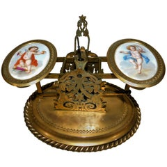19th Century Howell James & Company Postal Letter Scale