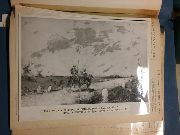19th Century Impressionist Oil Painting Don Quixote De La Mancha For Sale 5