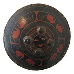 19th Century Indian Shield