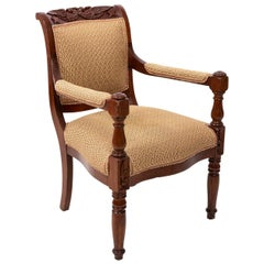19th Century Irish Armchair
