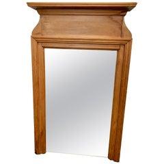 19th Century Irish Mantle Mirror