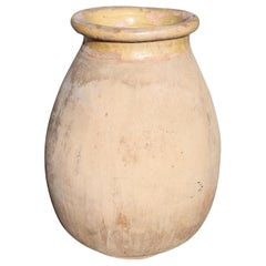 19th Century Italian Antique Terracotta Garden Jar