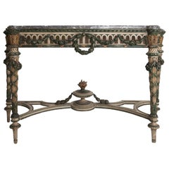 19th Century Italian Console Table