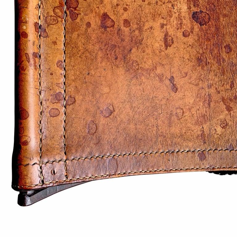 19th Century Italian Curule Stool For Sale 4
