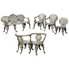 19th Century Italian Grotto Furniture
