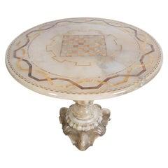 19th Century Italian Marble Centre Table
