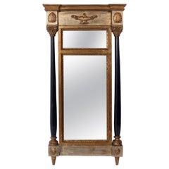 19th Century Italian Pier Mirror