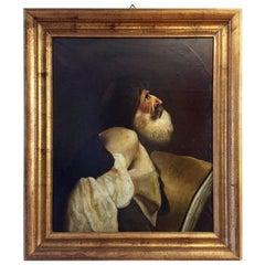 19th Century Italian Saint James Martyrdom after Rococo Piazzetta
