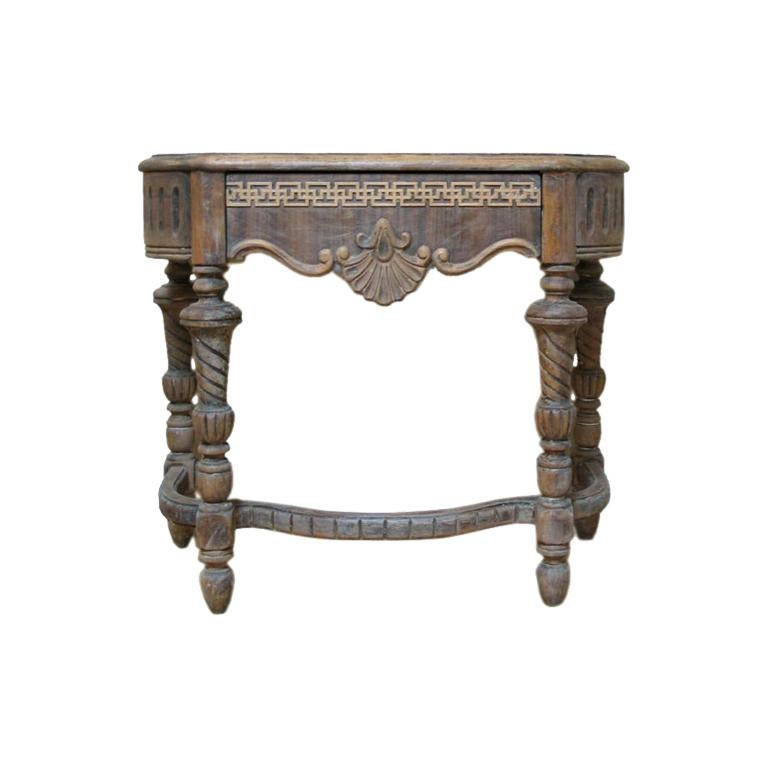 19th Century Italian Side Table For Sale