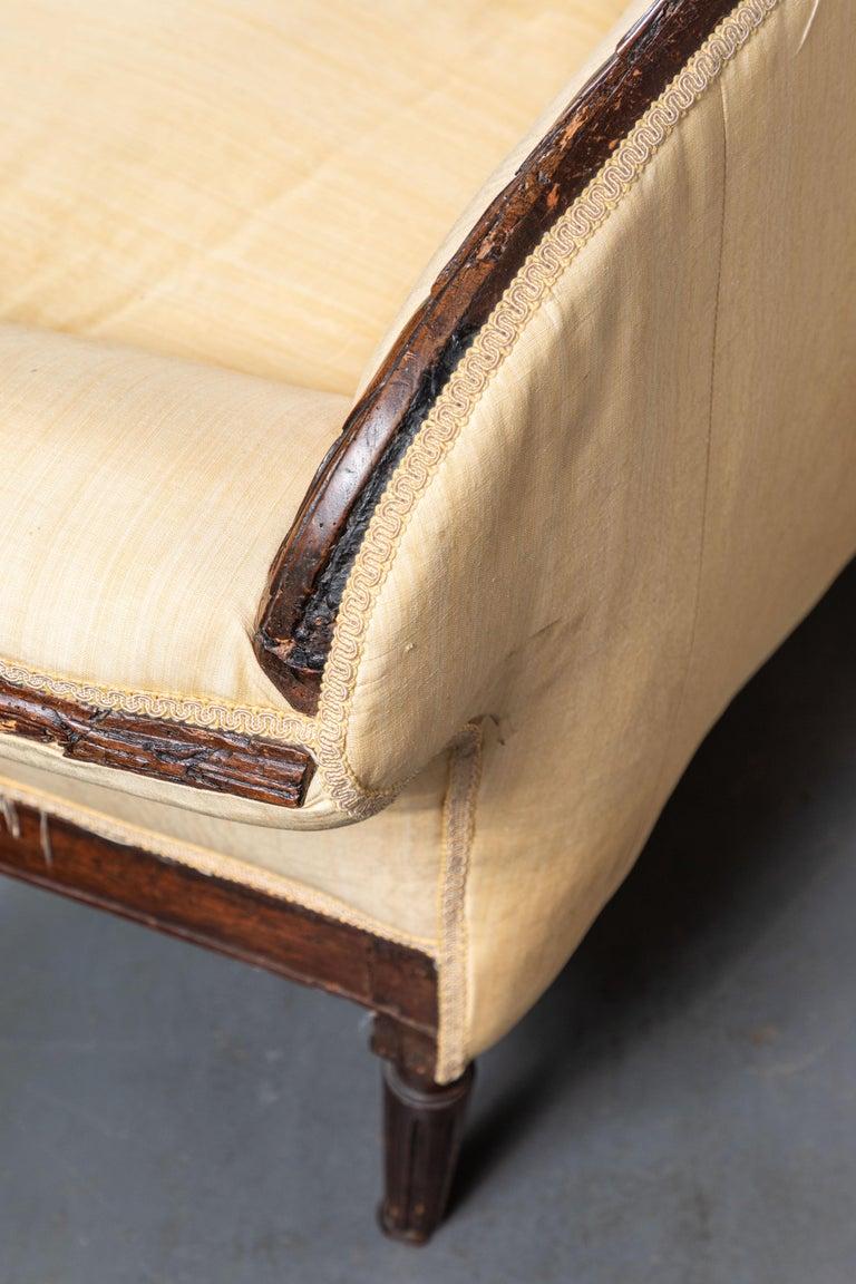 19th Century Italian Sofa For Sale 3