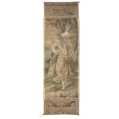 19th Century Italian Sucre de Herb Tapestry