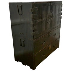 19th Century Japanese Campaign Chest