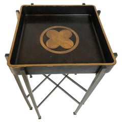 19th Century Japanese Lacquer Drinking Table