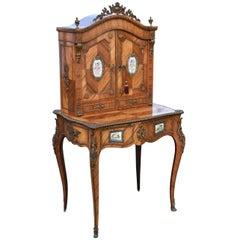 19th Century Kingwood Bonheur Du Jour