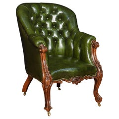 19th Century Ladies Library Chair