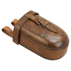 19th Century Ladies Side Saddle Flask and Sandwich Case