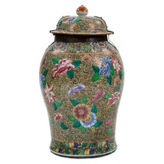 19th Century Large Chinese Jar