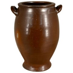 19th Century Large French Crock