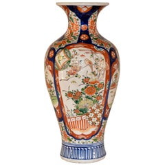 19th Century Large Imari Vase