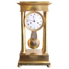 E Howard Wall Regulator Clock At 1stdibs