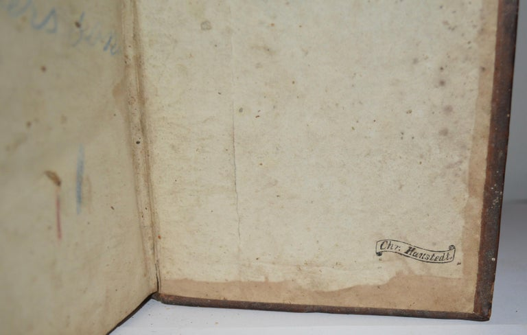 19th Century Leather-Bound Swedish Bible Book For Sale 5
