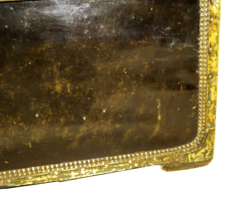 19th Century Leather Military Campaign Trunk For Sale 3