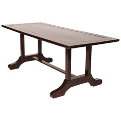 19th Century Long Table, Molave hardwood