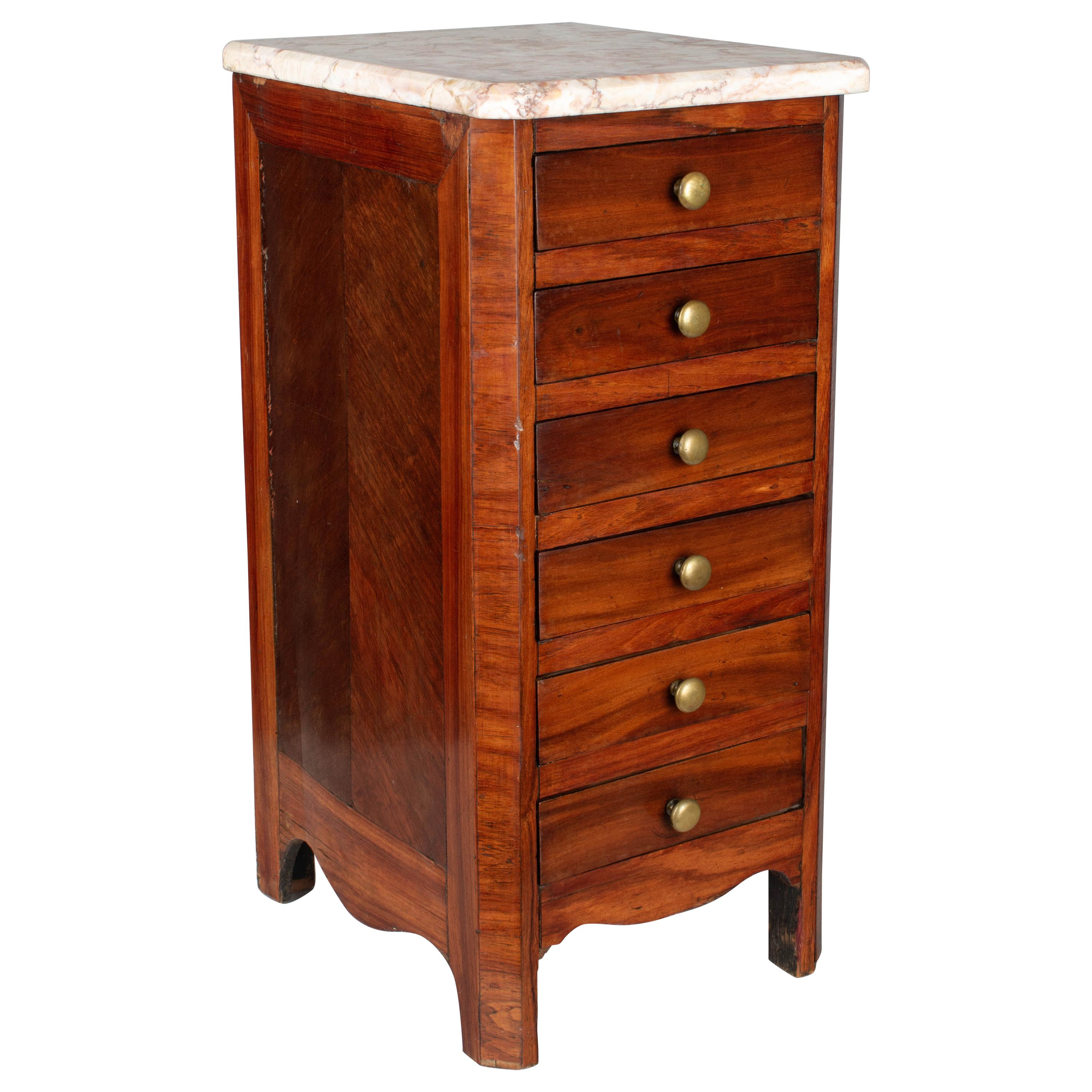 19th Century Louis Philippe Style Miniature Commode